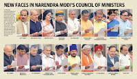 Government of India Cabinet Expansion