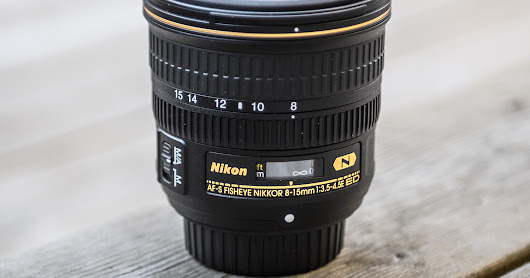 Nikon Fisheye 8-15mm F3.5-4.5E ED Review