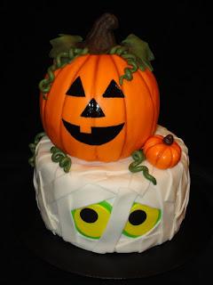 Pasteles, Halloween