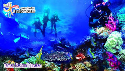 Bunaken National Park