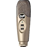 voice recording microphone CAD U37