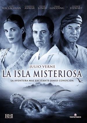 LA ISLA MISTERIOSA de Julio Verne (2005) Ver online - Latino
