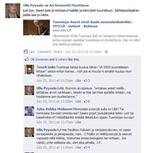 Ulla Pyysalo