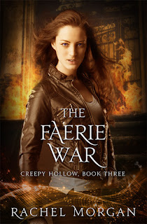 The Faerie War by Rachel Morgan