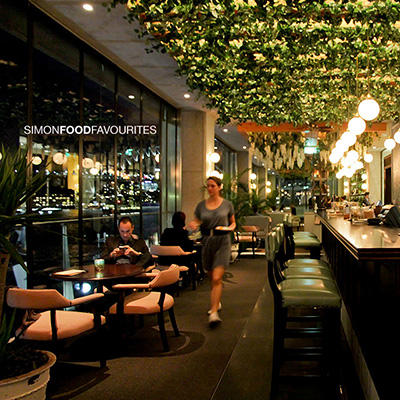 Hacienda Bar Pullman Quay Grand Sydney Harbour Circular 14 Sept 2016