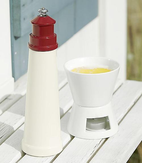 Lighthouse Pepper Mill