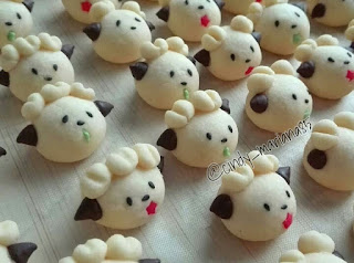 Ide Resep Kue Kering German Sheep Cookies