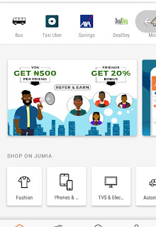 Making Money with Jumia One Application