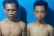 Dua Pembobol SD 36 Sindu Berhasil Ditangkap Jajaran Polsek Cakranegara