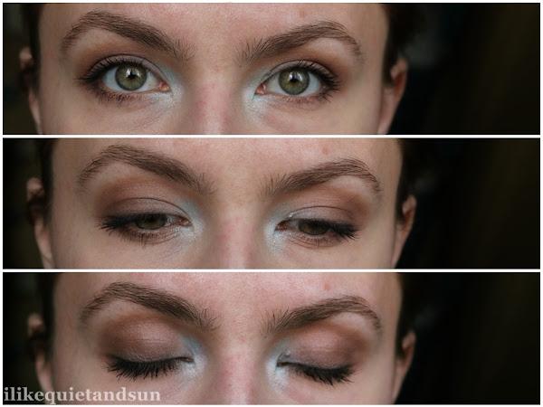Produktywny czerwiec czyli makijaż z miętowym akcentem, nudne paznokcie i dużo sprzątania