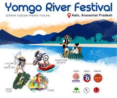 Yomgo River Festival
