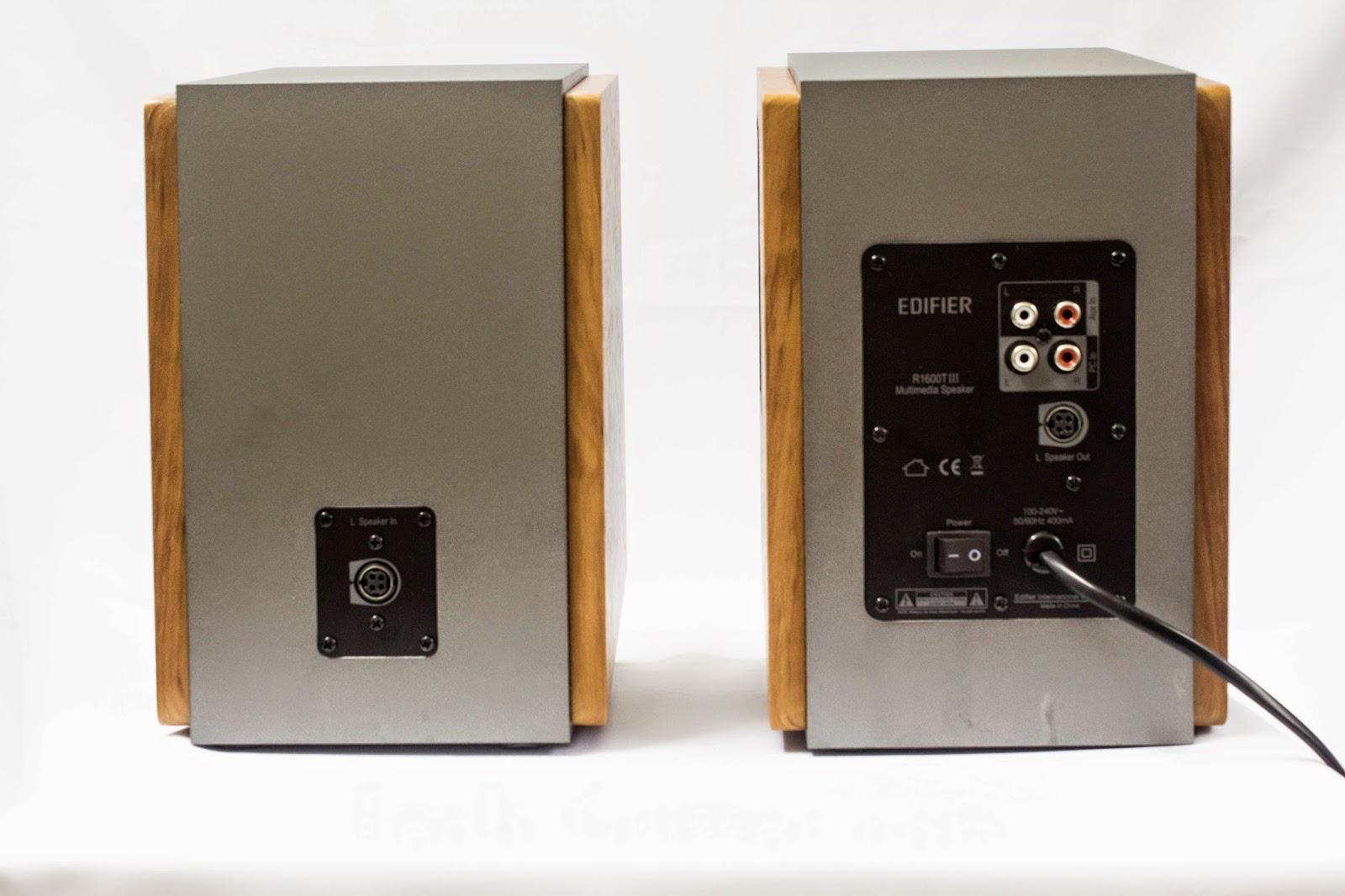 Quick Review: Edifier Studio R1600T III 2.0 Speaker System 29