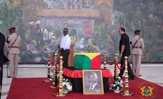 Kofi Annan Burial