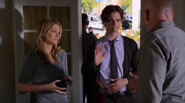 Jj S Husband On Criminal Minds: Aj Cook As Jennifer Jj