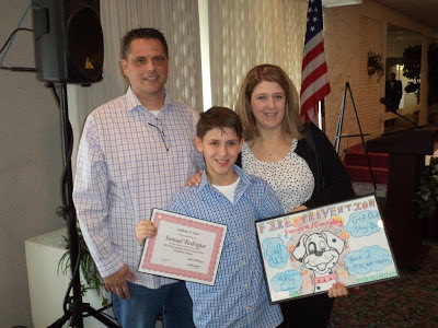 Seymour student wins state's annual fire prevention poster contest