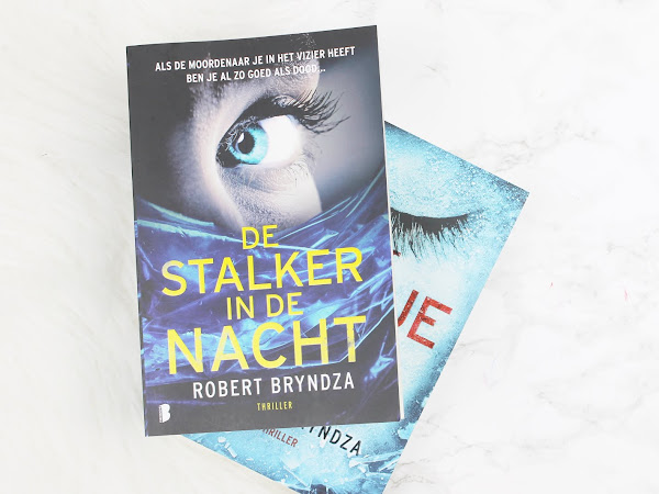 Boek Review | De stalker in de nacht - Robert Bryndza