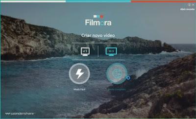 Sorteio Editor de Videos Filmora Completo com licença
