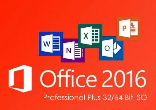 Office-2016-Professional-Plus-32-64-Bit-ISO,Office 2016 Professional Plus 32/64 Bit ISO