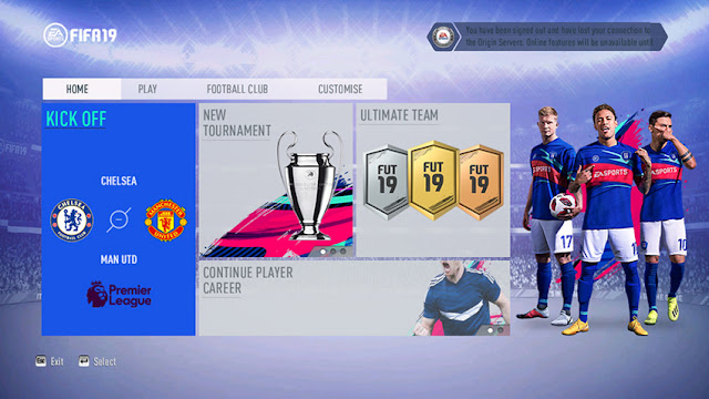 Fifa 19 Official Theme Style For Fifa 14 Micano4u Full Version Compressed Free Download Pc Games