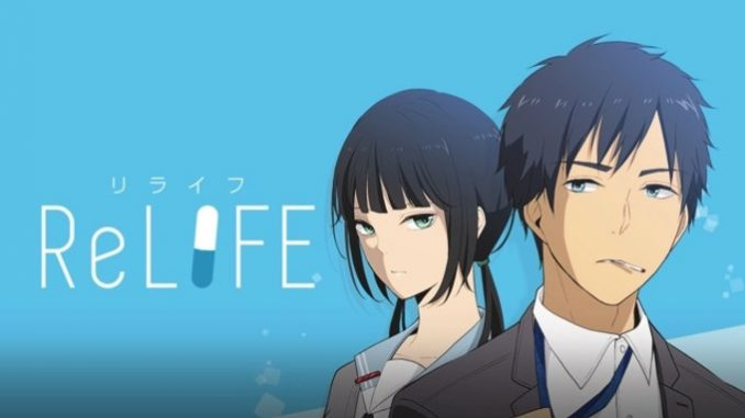 ReLIFE BD Episode 01-13 BATCH Subtitle Indonesia