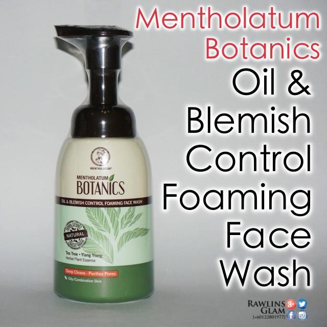 Mentholatum, The BOTANICS, produk berasaskan alam semulajadi, murah, produk semulajadi murah, cantik, sponsored post, Butterfly Malaysia, Guardian,