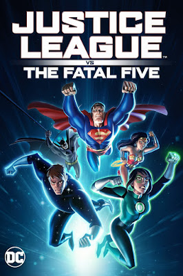 Film Justice League vs. the Fatal Five ( 2019)