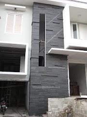 Terbaru 37 Batu Alam Hitam Untuk Dinding Depan Rumah