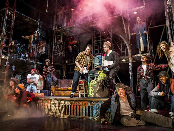 Rent, St James Theatre | Review