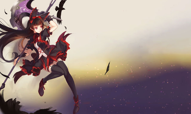 Rory Mercury Wallpaper Engine
