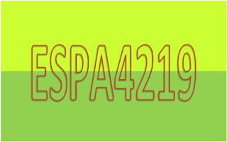Kunci jawaban Soal Latihan Mandiri Ekonomi Perencanaan ESPA4219