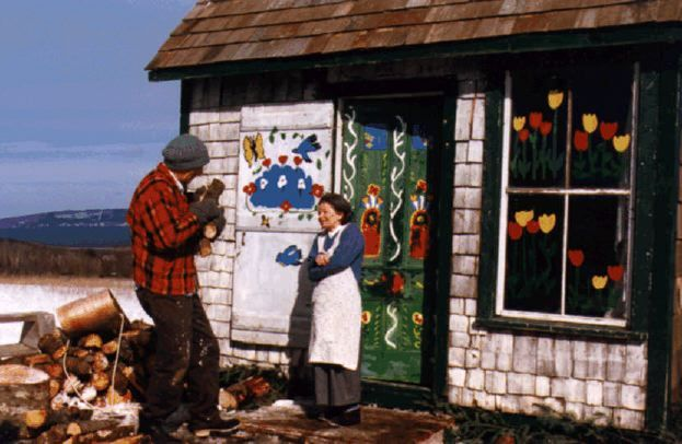 Mieke Willems Maud Lewis