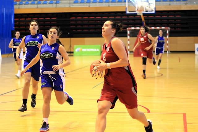Baloncesto | La alero Irati Zabalo renueva con el Ausarta Barakaldo EST