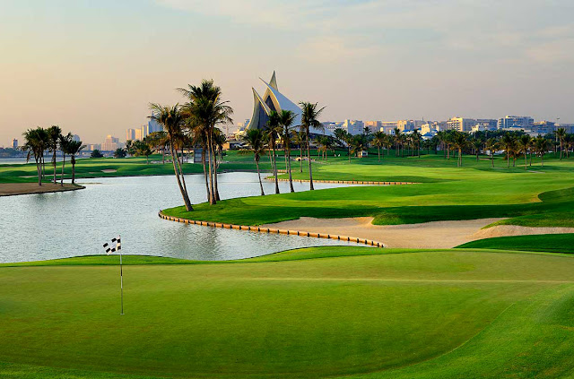 Creek Golf Club - Dubai