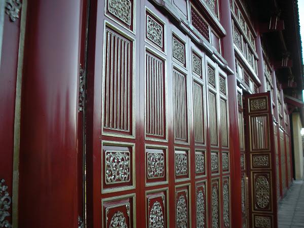 Puerta del Templo Hung Mieu. Ciudadela de Hue