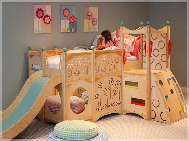 Play Beds For Kids Room Design Play Beds For Kids Room Design 7