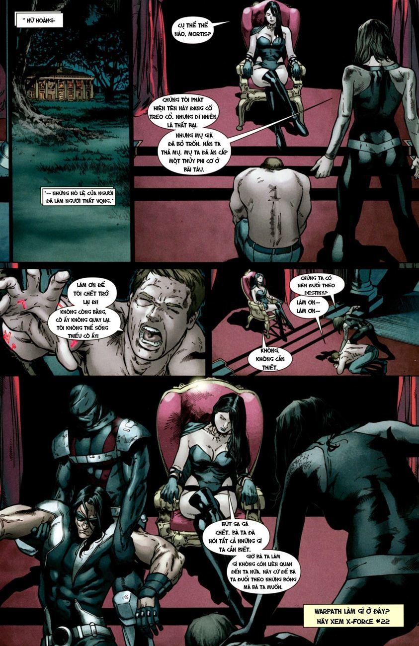 X-Men Necrosha chap 8 trang 15