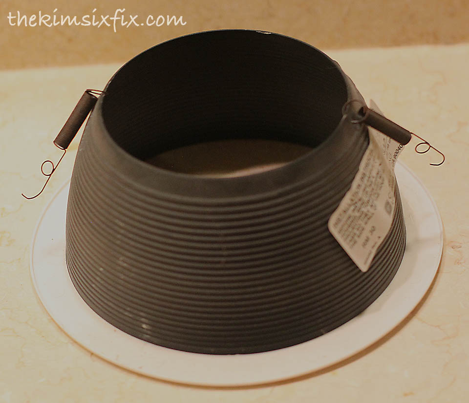 How to Upgrade Recessed Lights to LEDs (Tutorial) - The Kim Six Fix