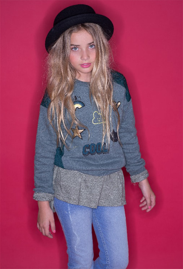 Moda en ropa para chicas invierno 2017.