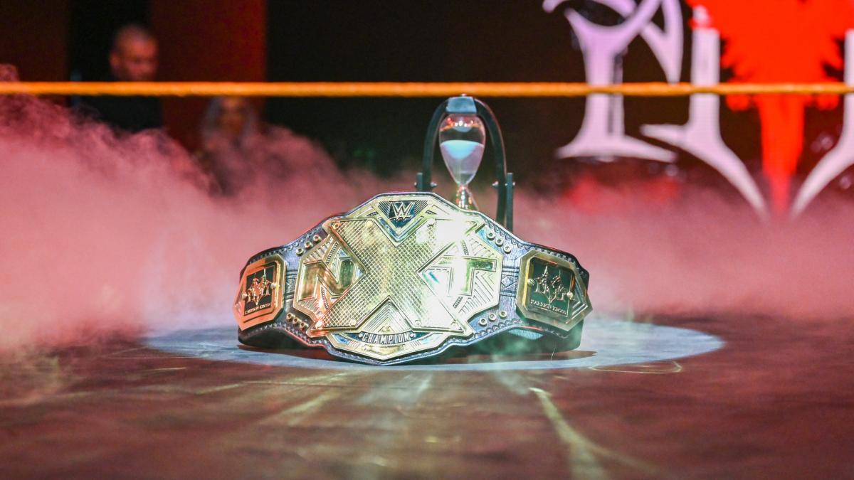 Karrion Kross abandona o NXT Championship