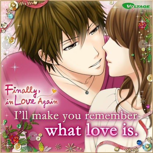 Otome Lovers: Finally, In Love Again