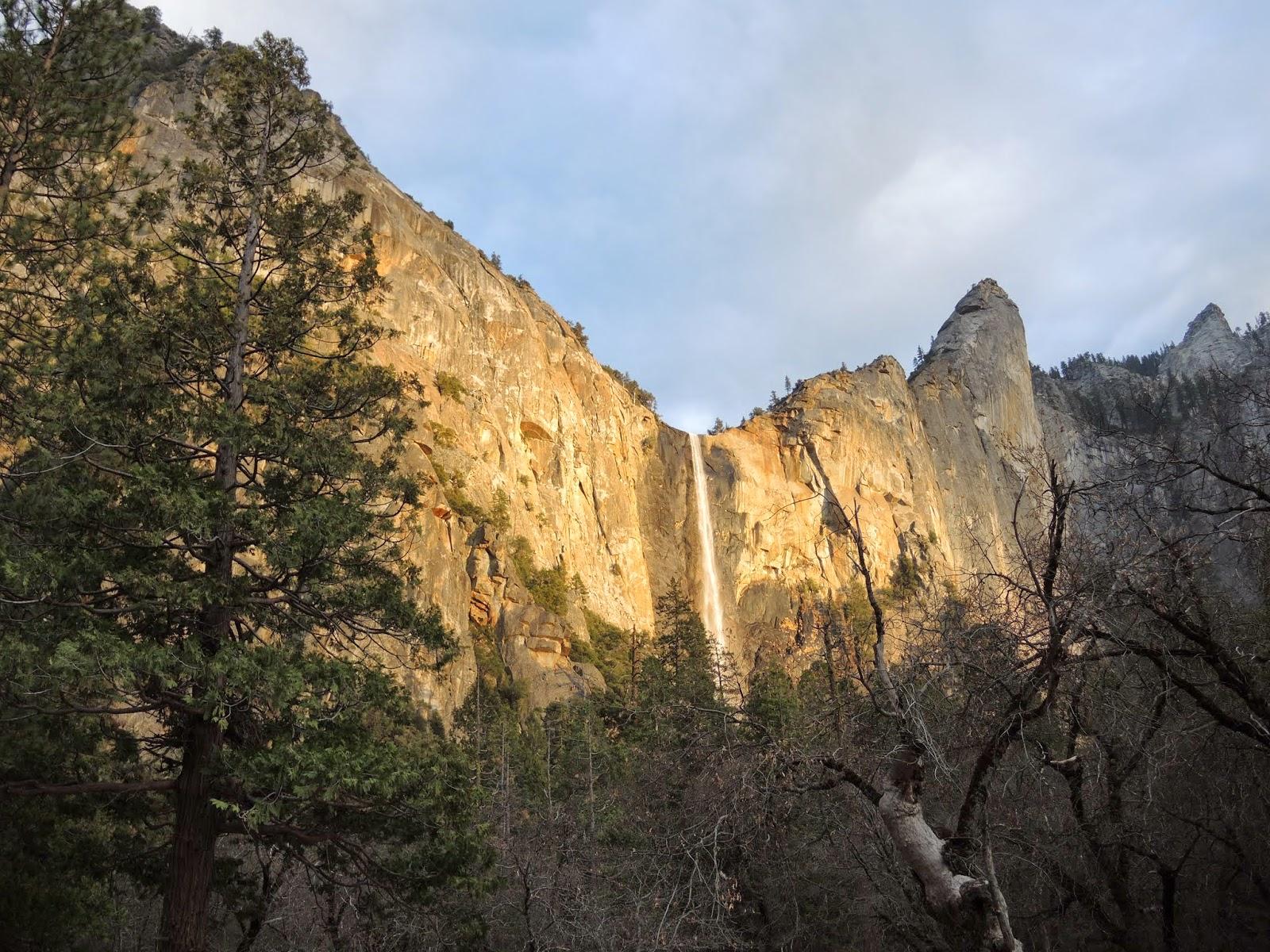 2014 Spring break 美國西岸自駕行程: Yosemite 優勝美地