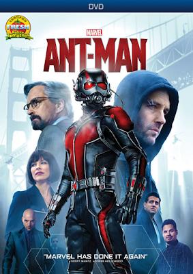 Ant-Man [DVD9] [Latino]