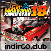 car mechanic simulator 18 apk