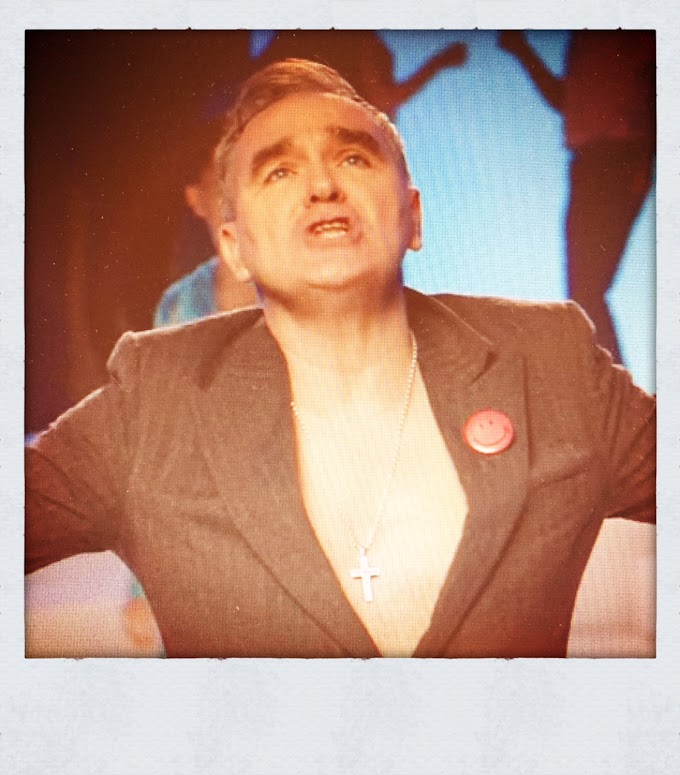 Sendeschluss: Morrissey - Jacky's Only Happy When She's Up on the Stage