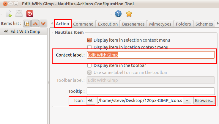 Add More Actions To Your Right-Click Menu (Nautilus) On