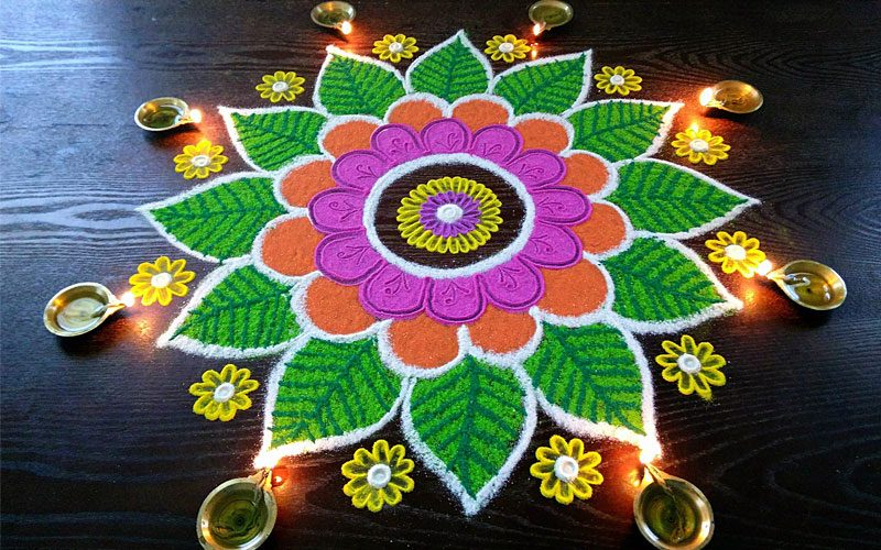 Best and Easy Rangoli