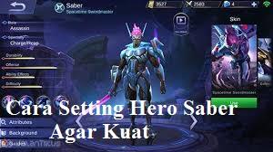 Mobile Legends Guide Saber
