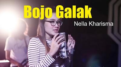 Lirik Lagu Bojo Galak Nella Kharisma Asli dan Lengkap Free Lyrics Song