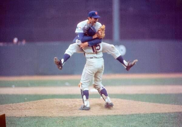 centerfield maz: Remembering Mets History (1969): World