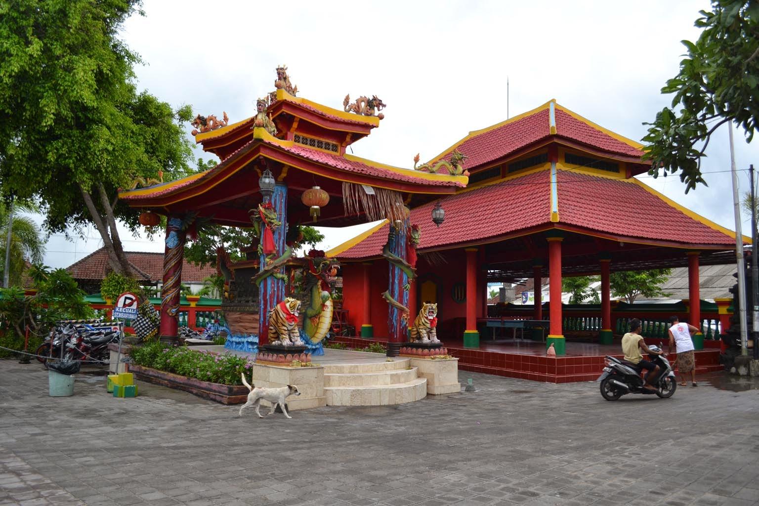 Kelenteng Caow Eng Bio Tanjung Benoa Bali